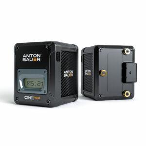 Anton Bauer 150Wh Gold Mount Batteries