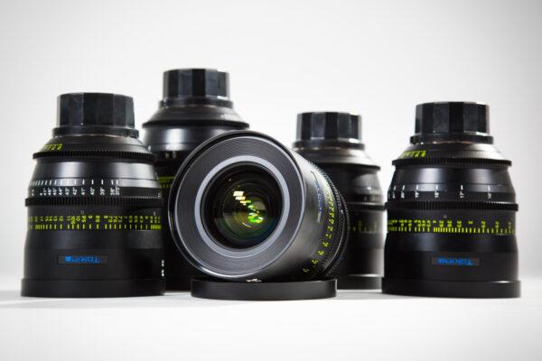 Tokina Vista Prime 5 Lens Set T1.5
