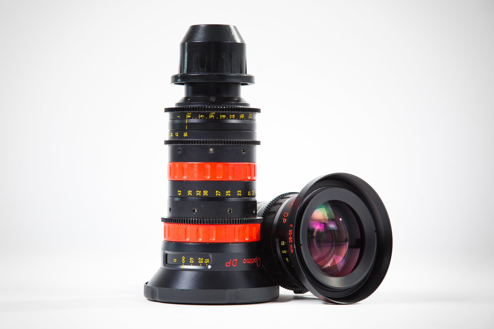 Angenieux Optimo DP Zoom 2 Lens Set