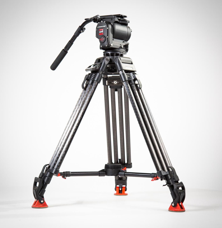 O'connor 1030DS w/ 30L Carbon Fiber Legs