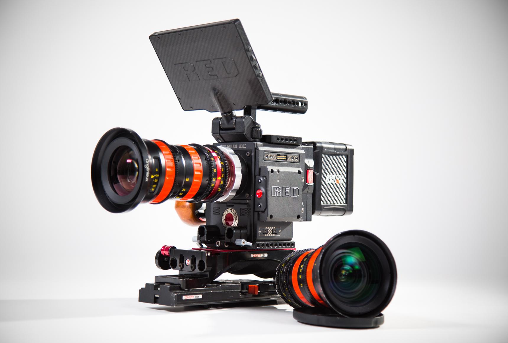RED Gemini DSMC2 - Angenieux Optimo DP Zoom Package