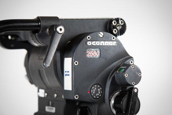 O'connor 2560 Head w/ 60L Carbon Fiber Legs