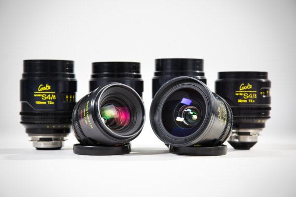 Cooke S4/i Mini 6 Lens Set T2.8