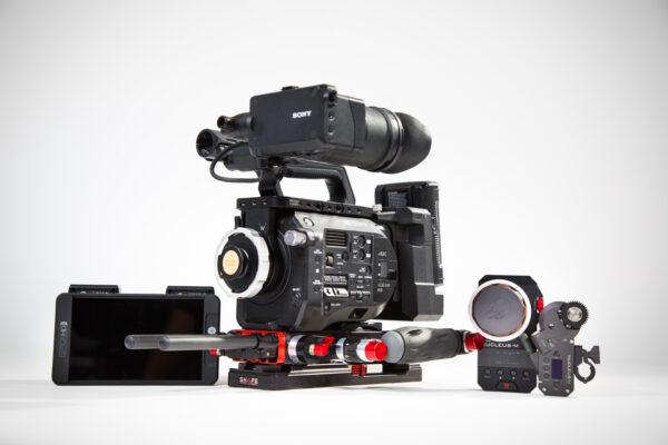 Sony Fs7, Tilta Nucleus M, SmallHD 702