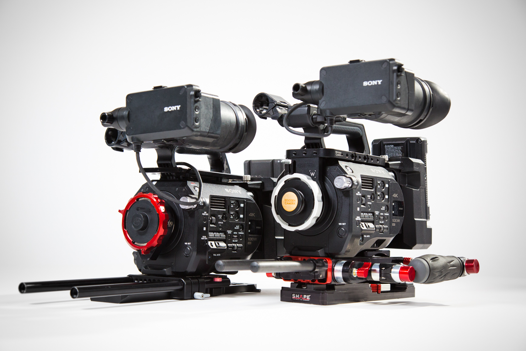 Sony Fs7 - A + B Cam Package