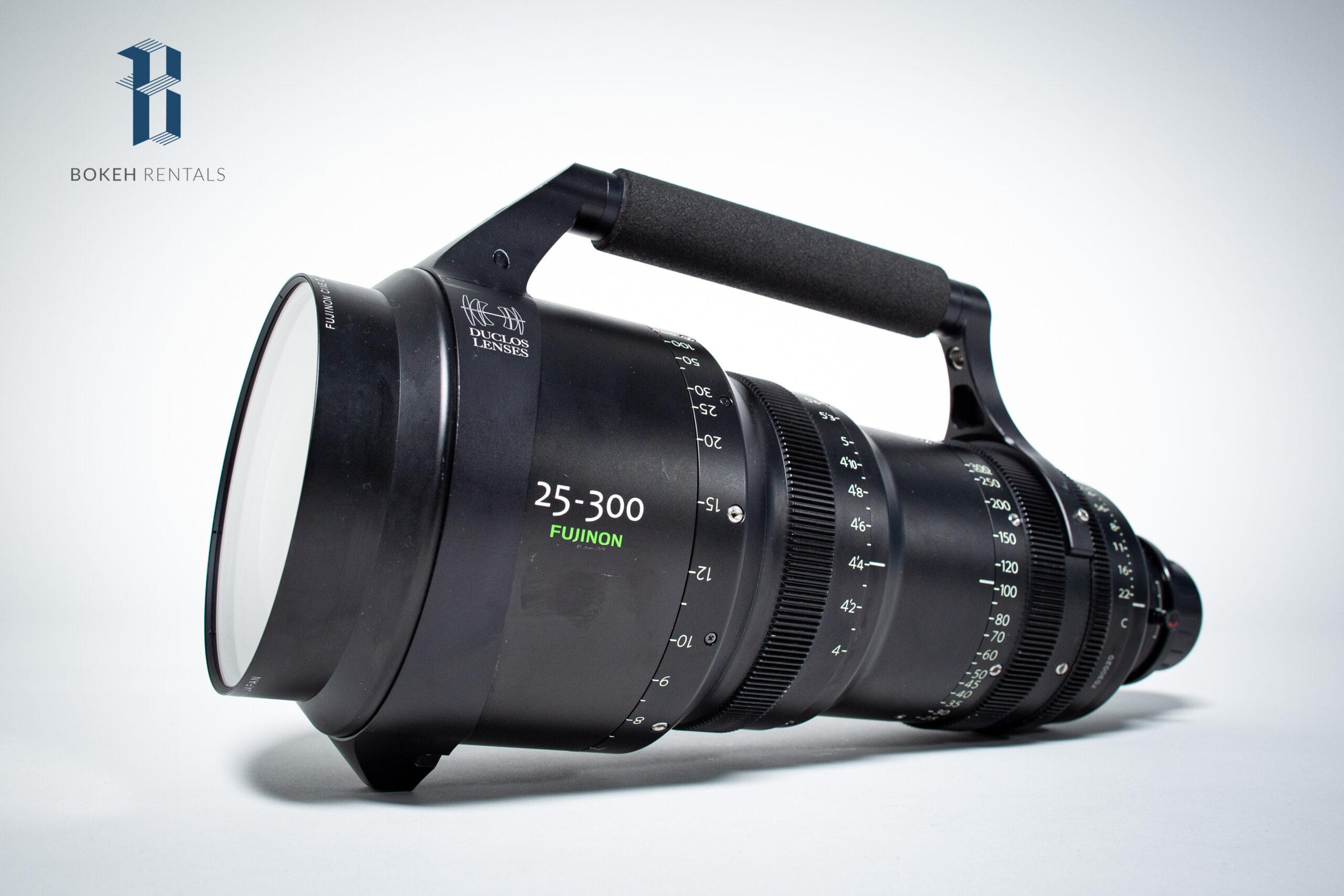 Fujinon 25-300mm