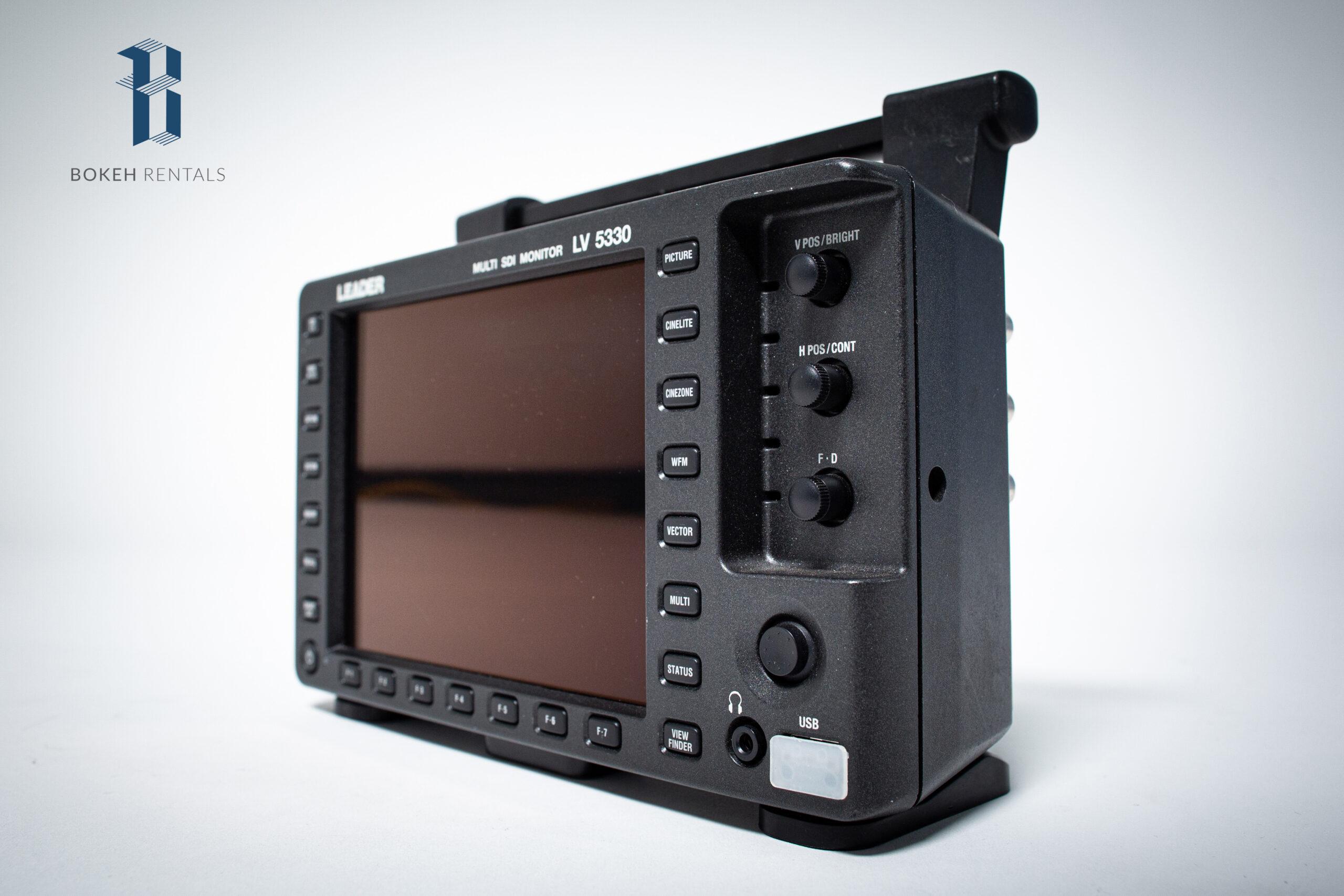 Leader LV 5330 Monitor
