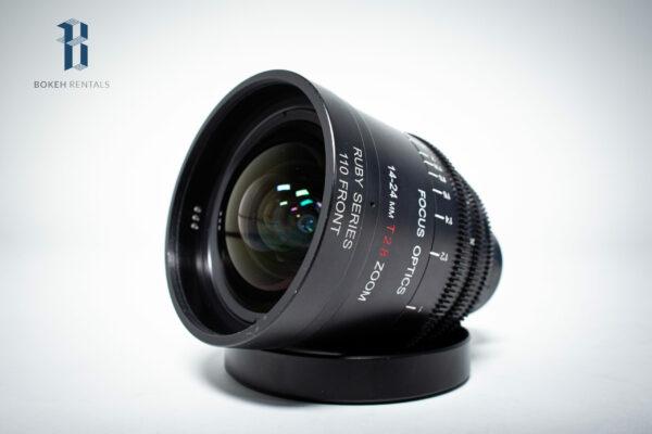 Focus Optics Ruby 14-24mm