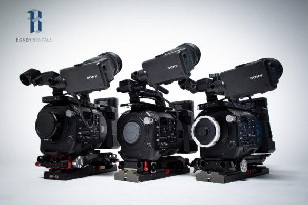 Sony Fs7 - 3 Camera Package