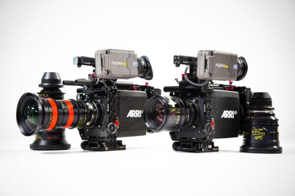 ARRI Alexa Mini - A & B Cam + Lens Package