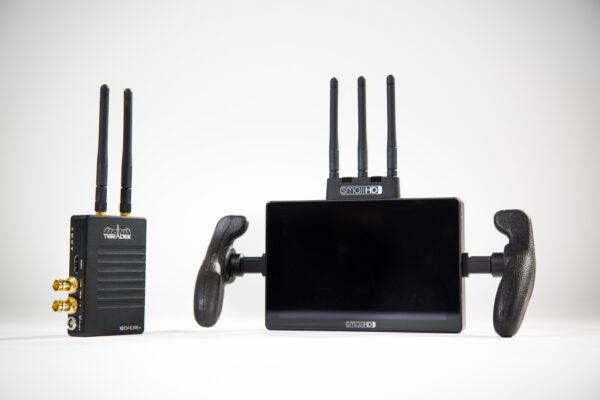 SmallHD Cine 7 & Teradek 500 Transmitter Kit