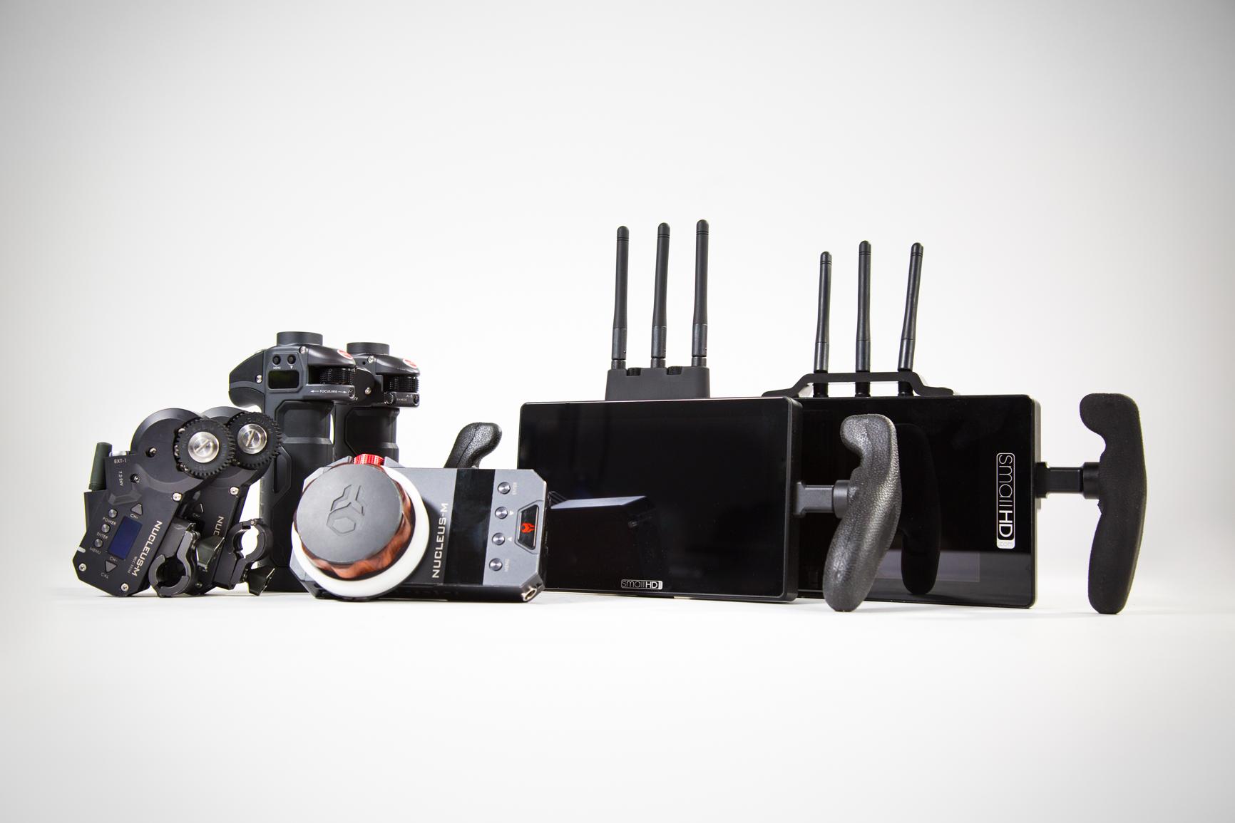 Tilta Nucleus M, SmallHD Cine 7 & SmallHD 703 Kit