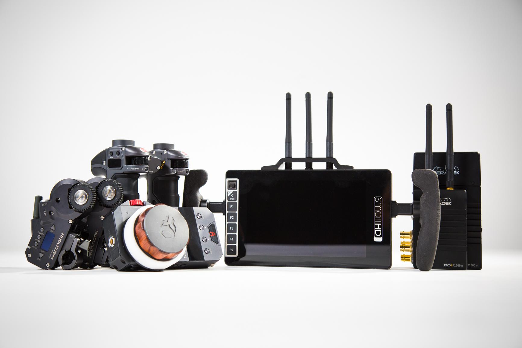 Tilta Nucleus M, SmallHD 703 & Teradek 500 Kit
