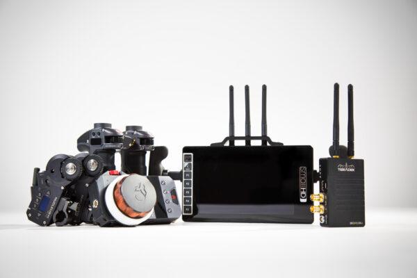 Tilta Nucleus M, SmallHD 703 & Teradek 500 Transmitter Kit