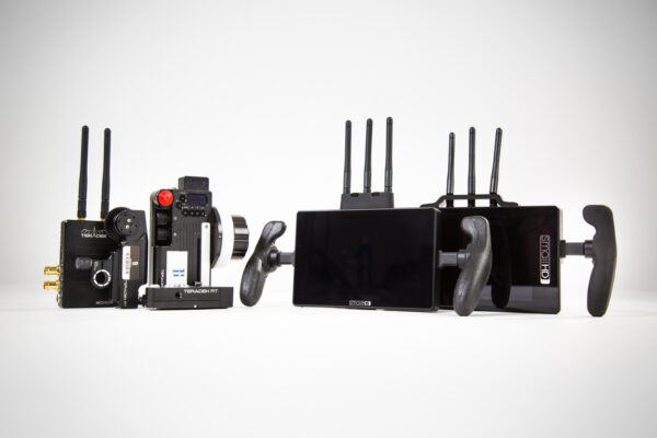 RT Motion, SmallHD Cine 7, SmallHD 703 & Teradek 500 Transmitter Kit