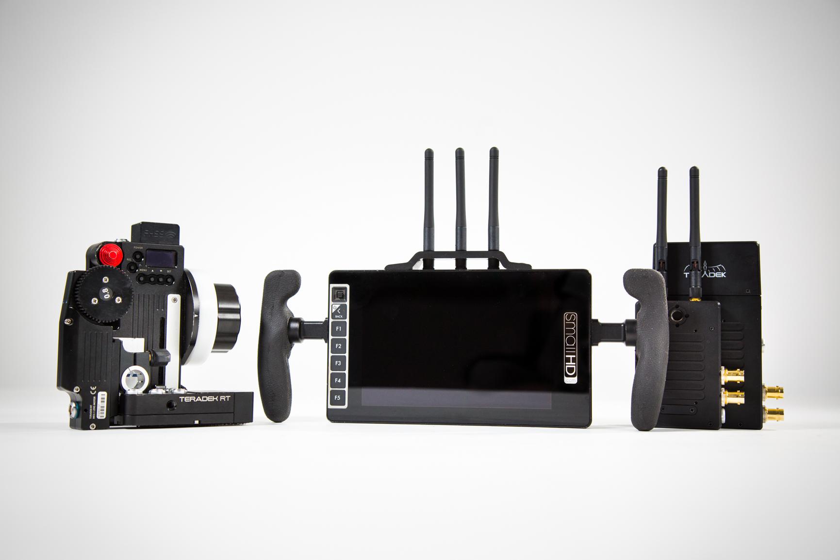 RT Motion, SmallHD 703 & Teradek 500 Kit