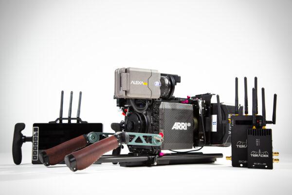 Arri Alexa Mini, SmallHD 703 Bolt, Teradek 600 Kit