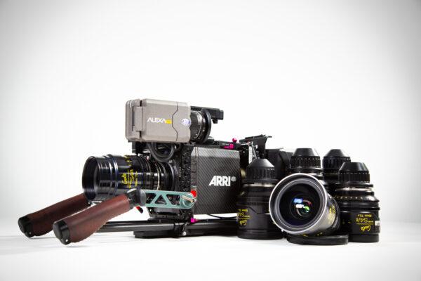 Arri Alexa Mini & Cooke Mini S4/i Kit