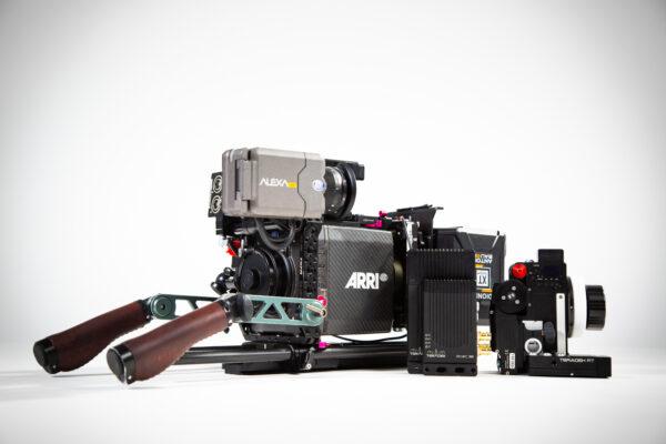 Arri Alexa Mini, RT Motion Kit & Teradek 500 Kit
