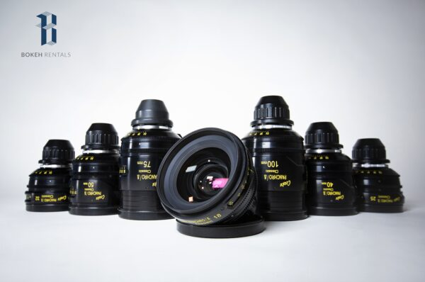 Cooke Panchro/i Classic 7-Lens Set