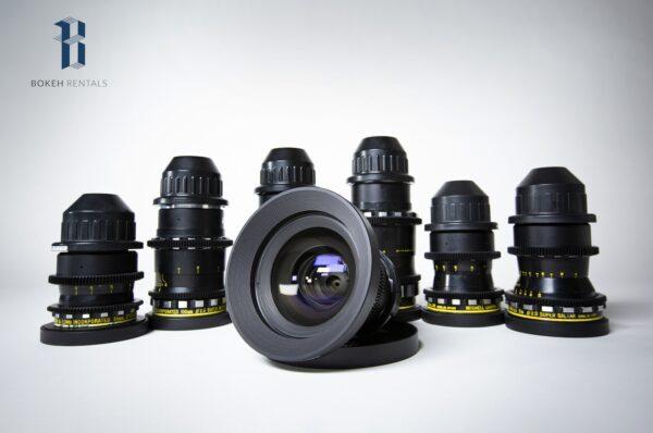 Bausch & Lomb Super Baltar 7 Lens Set