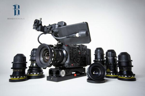 Canon C500 w/ Bausch & Lomb Super Baltar Set