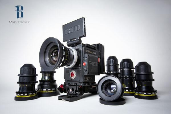 RED Gemini DSMC2 w/ Bausch & Lomb Super Baltar Set