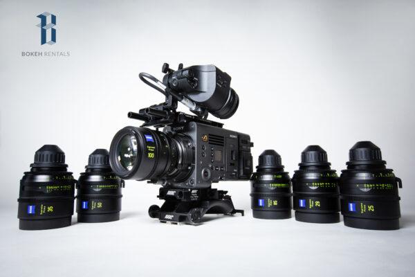 Sony Venice w/ Zeiss Supreme Prime 6 Lens Set