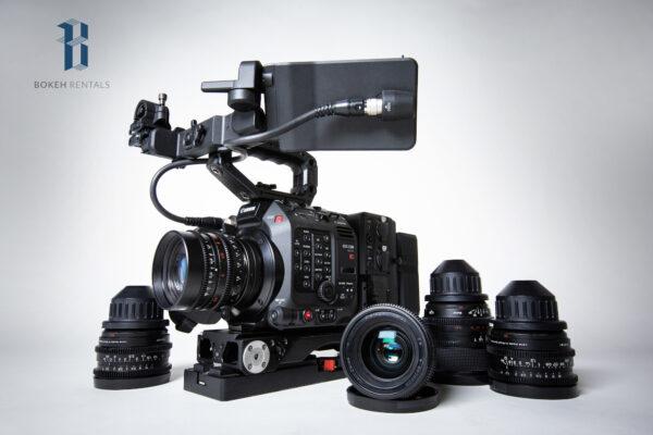Canon C500 II w/ Zeiss Super Speeds