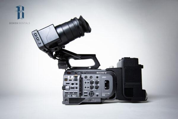 Sony PXW-FX9 Full Frame Camera Package