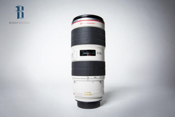 Canon L Series 70-200mm Lens