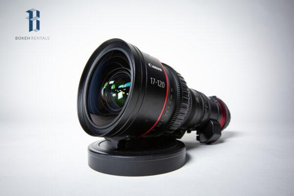 CANON Cine-Servo 17-120mm T2.95-3.9