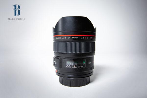 Canon 14mm f/2.8
