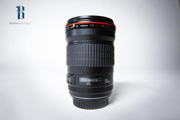 Canon EF 135mm f/2 Lens