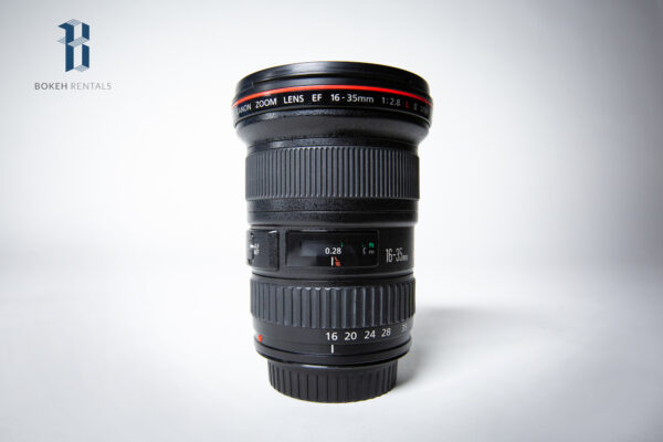 Canon EF 16 - 35mm Lens