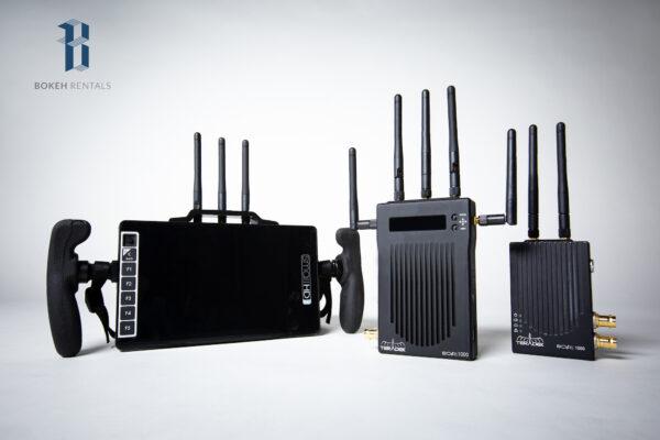 SmallHD 703 Bolt Wireless Handheld Monitor w/ Teradek Bolt 1000