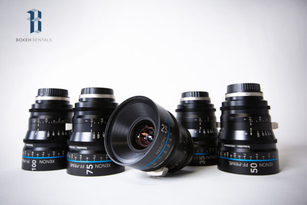 Schneider Xenon FF Lens Set