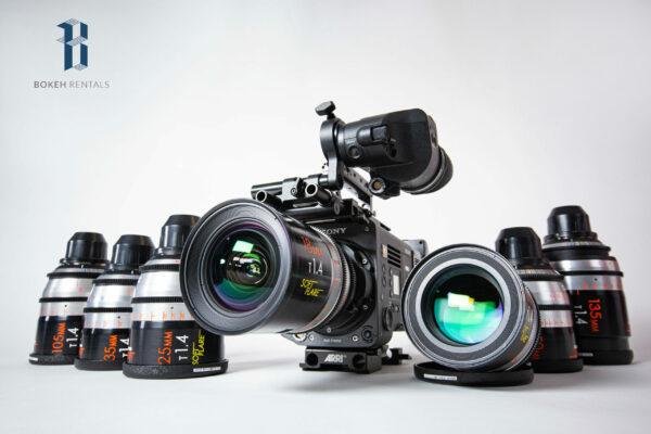 Sony VENICE Full Frame 6K CineAlta Camera w/ Masterbuilt Soft Flare Set