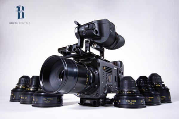 Sony VENICE Full Frame 6K CineAlta Camera w/ Cooke Speed Panchro Prime Lens Set
