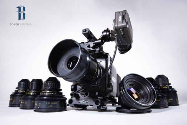 ARRI Alexa Mini w/ Cooke Speed Panchro Prime Lens Set