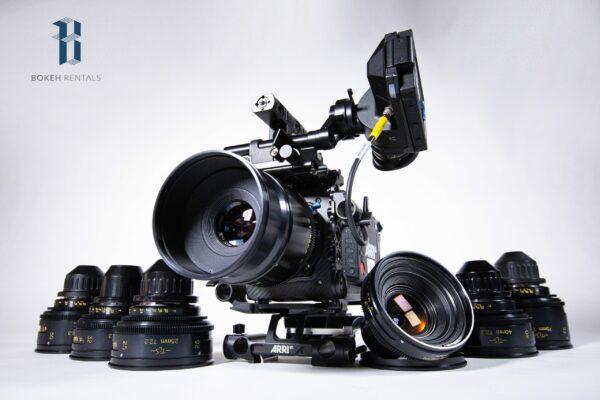 ARRI Alexa Mini LF w/ Cooke Speed Panchro Prime Lens Set