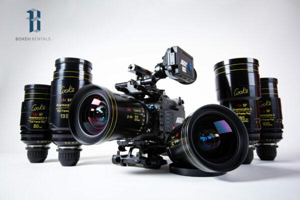 ARRI Alexa Mini LF w/ Cooke SF Full Frame Anamorphic Set
