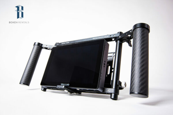 SmallHD INDIE 7 Touchscreen Onboard Monitor w/ Cage