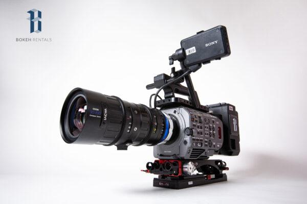 Sony PXW-FX9 Full Frame Camera w/ Laowa OOOM 25-100mm T2.9