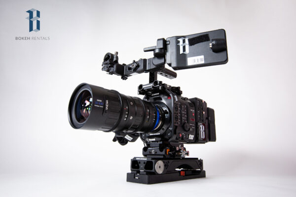 Canon EOS C500 Mark II w/ Laowa OOOM 25-100mm T2.9