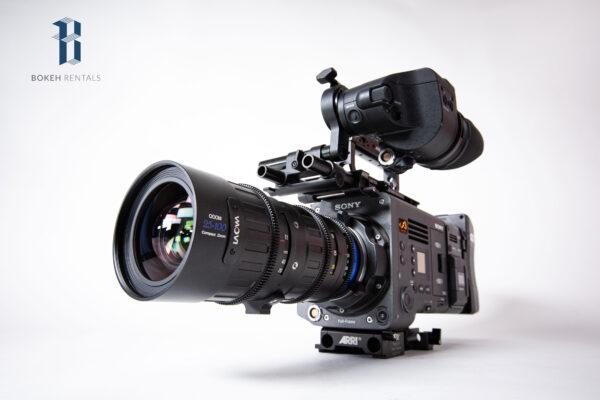 Sony VENICE Full Frame 6K CineAlta Camera w/ Laowa OOOM 25-100mm T2.9