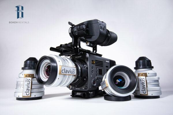 Sony VENICE Full Frame 6K CineAlta Camera w/ Richard Gale Optics Clavius Primes