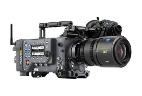 Cinema-Cameras